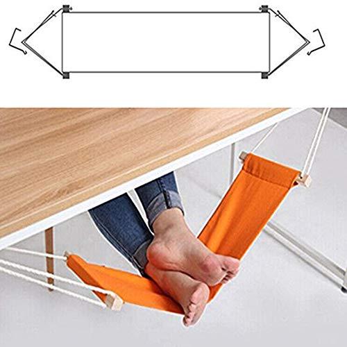 Viktion Tische Fuß hängematte Büro hängematte für Arbeitszimmer Schreibtische -