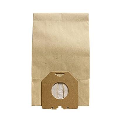 reyee 10unidades bolsas de papel para aspirador Philips TC400a TC999