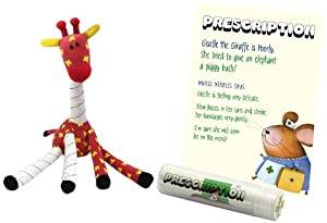 Get Well Friends Giselle the Giraffe - Muñeco para cuidar, diseño de jirafa