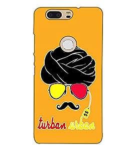 Fuson Designer Back Case Cover for Huawei Honor V8 (Urban theme)