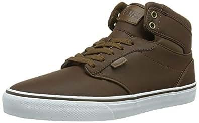 Vans Atwood Hi, Men's Skateboarding Shoes, Brown/Off White, 5.5 UK