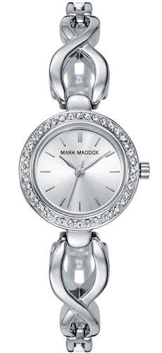 Mark Maddox MF0006-27 - Reloj, color dorado