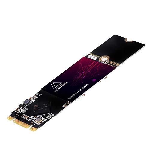 120gb Sata Mobile (SSD M.2 2280 120GB KingShark Internal Ngff SSD 42MM SATA III 6Gb/s Integrierte Solid-State-Festplatte Hochleistungs-Festplatte Für Desktop-Laptop SSD Hard Disk (120GB, M.2 2280))