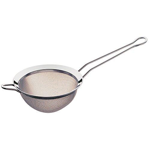 WMF Gourmet Küchensieb, Ø 16 cm, Cromargan Edelstahl, rostfrei poliert, spülmaschinengeeignet