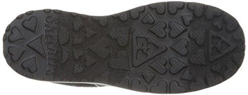 Skechers Bobs Cherish Sleigh Ride, Chaussons femme Noir - Noir