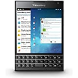 Blackberry Passport azerty Smartphone débloqué 4G (Ecran : 4,5 pouces 32 Go Simple SIM Blackberry) Noir