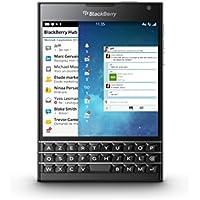 BlackBerry Passport 32GB 4G Black - smartphones (Single SIM, BlackBerry OS, EDGE, GPRS, GSM, HSPA+, LTE, Micro-USB)