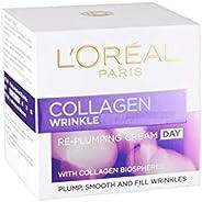 L'Oreal Paris Collagen Day Cream 50 ml, Pack
