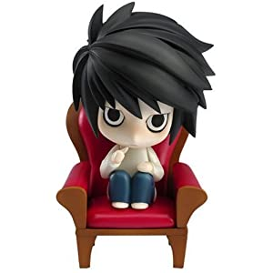 Death Note : L Figure Set [Toy] (japan import)