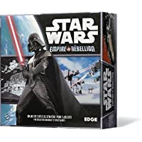 Asmodée - UBISW01 - Jeux de cartes - Star Wars Empire Vs Rebellion