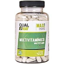 Vitaminas, minerales, complejo multimineral, cansancio y fatiga, hierro, acido fólico, b12, bienestar, 180 capsulas.