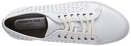 Kenneth Cole Herren Bring about Sneaker Weiß (White)