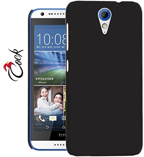 Desire 620G Dual Sim Case - Cock HTC Desire 620G Dual Sim Case [SimpleShell Series] - Polycarbonate Shell Cover Case for HTC Desire 620G Dual Sim Black