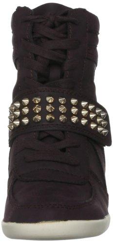 KG Lexi, Baskets mode femme Rouge (Bordeaux)