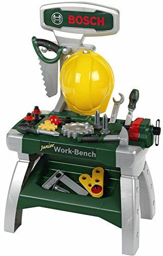 Theo Klein 8612 - Bosch Werkbank, Junior, Spielzeug
