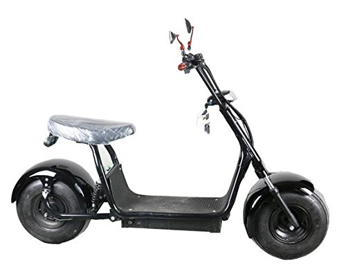Patinete eléctrico chopper Citycoco Scooter 1000W 60