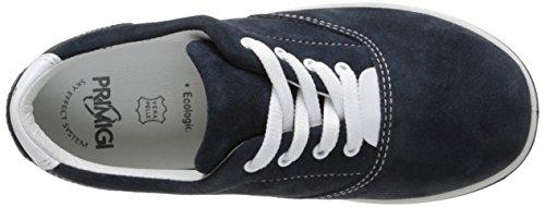 PrimigiAlienor - Scarpe da Ginnastica Basse Bambina Blu (Bleu (Scamosciato Navy))