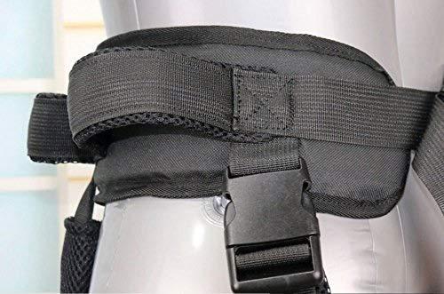 41ZHqJWrIKL - YxnGu Cinta de Transferencia - Dispositivo de arnés del cinturón de la Marcha de la grúa de Asistencia móvil para bariátrica, pediátrica, Ancianos, Terapia Ocupacional y física