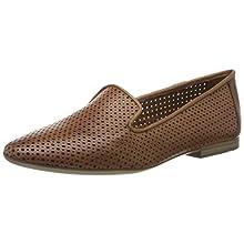 Tamaris 1-1-24214-24, Mocassini Donna, Marrone (Nut Leather 436), 38 EU