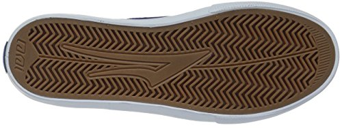 Lakai , Chaussures de skateboard pour homme Bleu Indigo Suede Indigo Suede