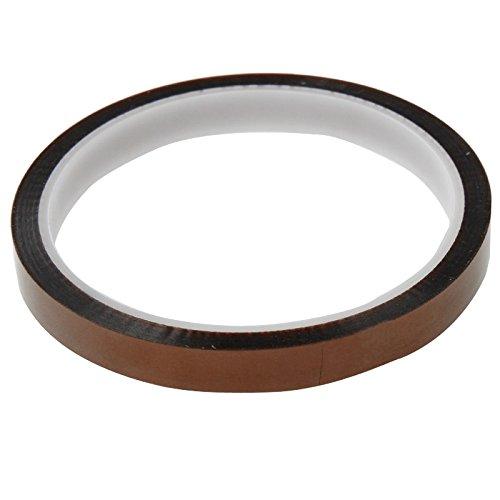 Reparatursätze , 10mm Hochtemperaturbeständige Band Hitze Dedicated Polyimide Klebeband für BGA PCB SMT Löten