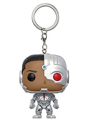 DC Llavero de Vinilo Cyborg, colección Justice ...