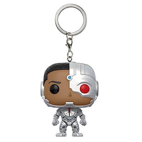 CyborgFunko Pop Keychain