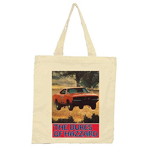 Le Dukes of Hazzard sac naturel