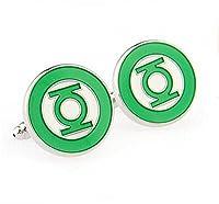 Super Hero Cufflinks (Green Lanten)