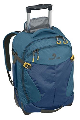 Eagle Creek Trolley Rucksack mit Rollen Actify Wheeled Backpack Inernational Carry-On, black, EC020575010 night sky