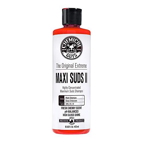 Chemical Guys Maxi Suds Ii Super Schaum Autoshampoo 473ml
