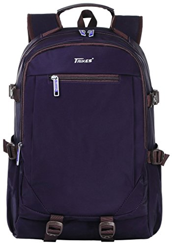 Binlion Taikes Daily Backpack with Lap Top Layer Purple17