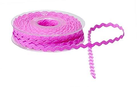 5mm Ric Rac Ribbon Braid Trimming Ricrac Metre Choice of