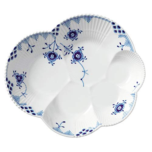 Royal Copenhagen Blue Elements Dish 19cm - Royal Copenhagen Elements