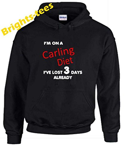 im-on-a-carling-beer-diet-ive-lost-3-days-already-hoodie-from-our-unique-clothing-range-an-original-