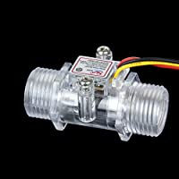 ma-on Wasser Flow Flowmeter Hall Sensor Control