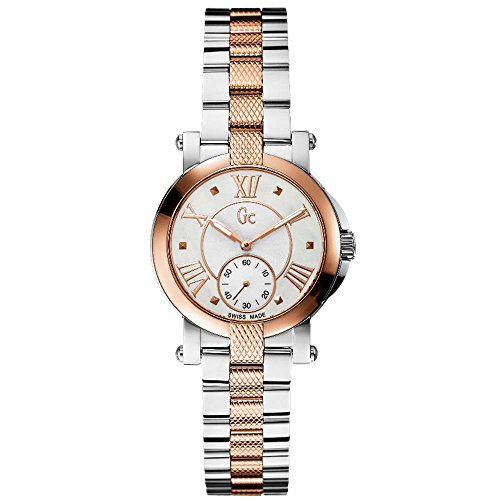 Guess Collection Gc Demoiselle Femme 31mm Saphir Verre Montre X50003L1S