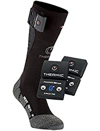 Therm-ic Thermic T45 – 0202 – 200 Calcetines calefactora Mixta, T45-0202-200, Negro,…