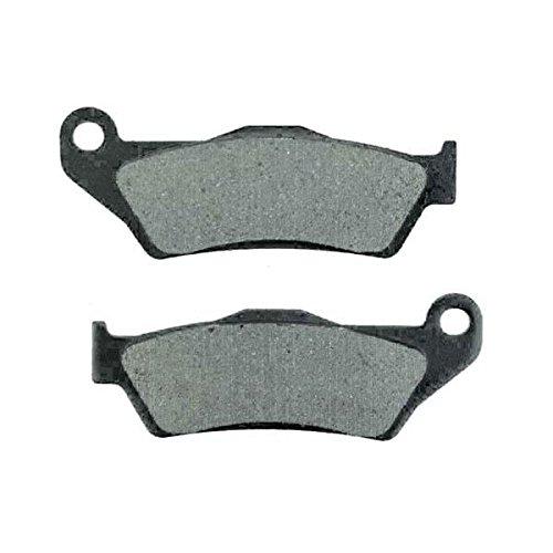 MetalGear Bremsbeläge vorne L für HUSQVARNA CR 125 1999 (Cr Husqvarna 1999 125)