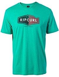Rip Curl Herren Losange Logo Tee T-Shirt
