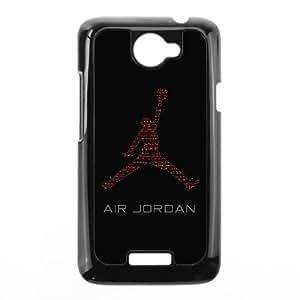 Jordan logo HTC One X Cell Phone Case Black Rpdpc