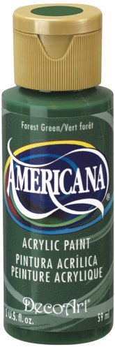 decoart-americana-2-oz-acrylic-multi-purpose-paint-forest-green