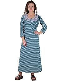 5aab2777ed Amazon.in  Greens - Nighties   Nightdresses   Sleep   Lounge Wear ...