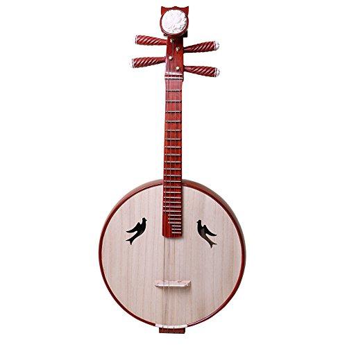 Professionelle vollständig handgefertigt yunzhi Zhong Ruan, chinesisch Mandoline Gitarre, chinesische Laute