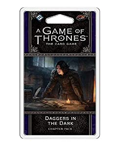 Fantasy Flight Games FFGGT36 Daggers in The Dark Chapter Pack: AGOT LCG