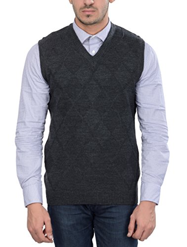 aarbee Men's Sleevless Sweater