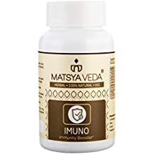 Matsya Veda Immuno Natural Antioxidant For Immunity Booster - 30 Capsules