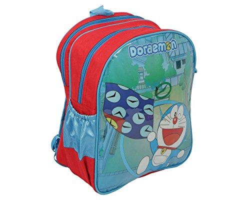 Doraemon School Bag - Polyester - 14