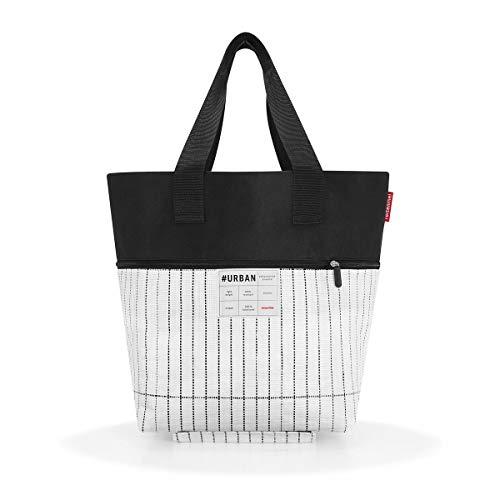 Reisenthel urban Koffer 60 cm, 50 L, Black White