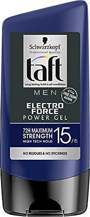 Taft Super Electric Force Gel, 150 ml